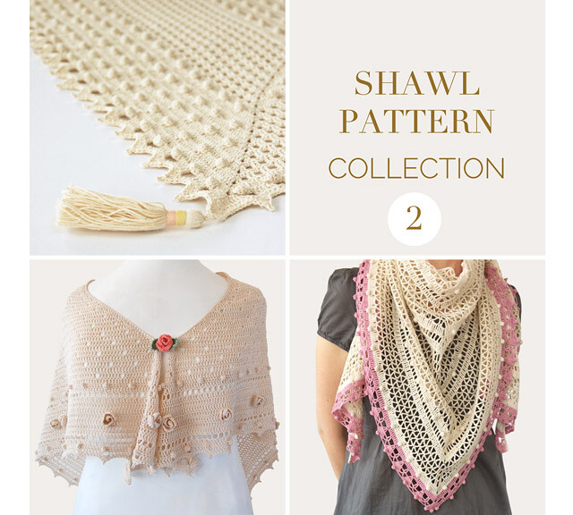 CROCHET SHAWL COLLECTION 2