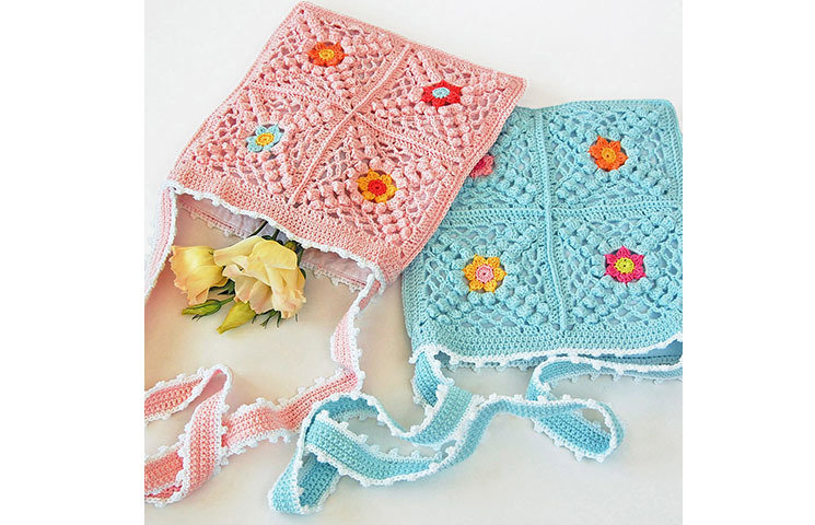 CROCHET PATTERN: Boho Bag