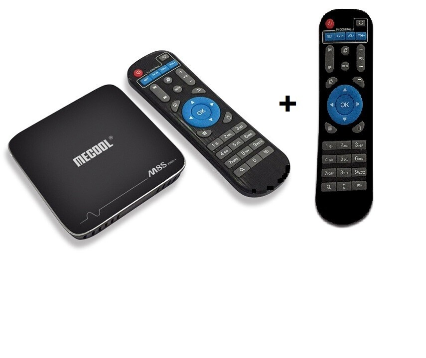 Android TV Box without service