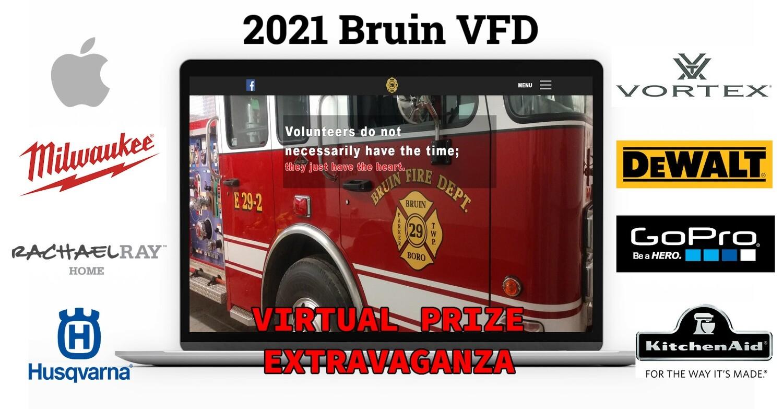 2021 BRUIN VFD VIRTUAL PRIZE EXTRAVAGANZA
