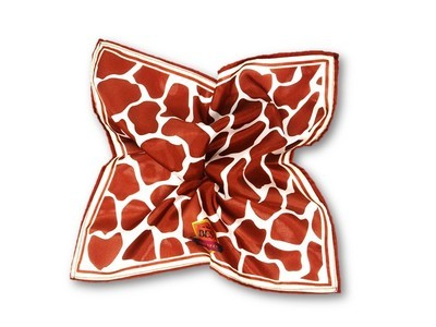 Premium Pocket Square - Wild Kingdom