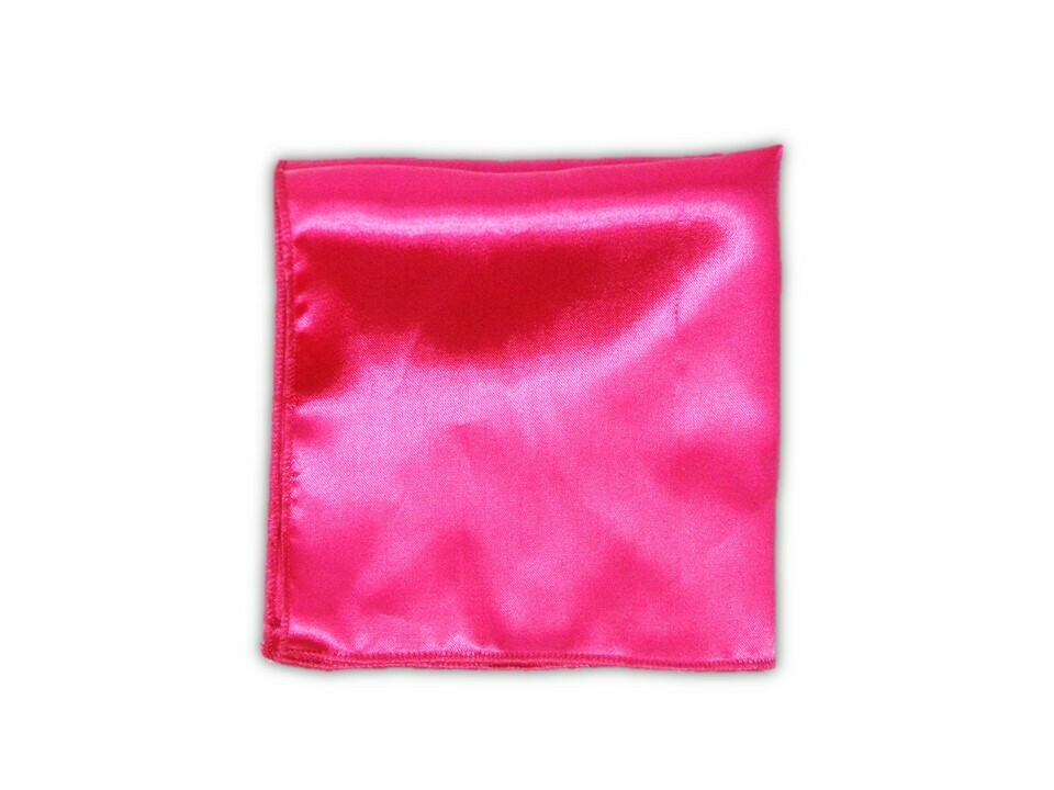 Essential Pocket Square - Pink
