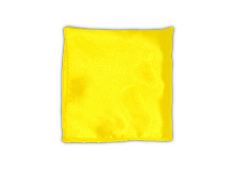 Essential Pocket Square - Yellow