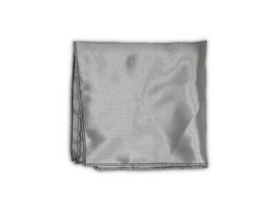 Essential Pocket Square - Gray