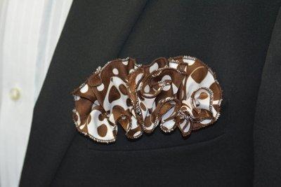 Pocket Round - Brown Peanut