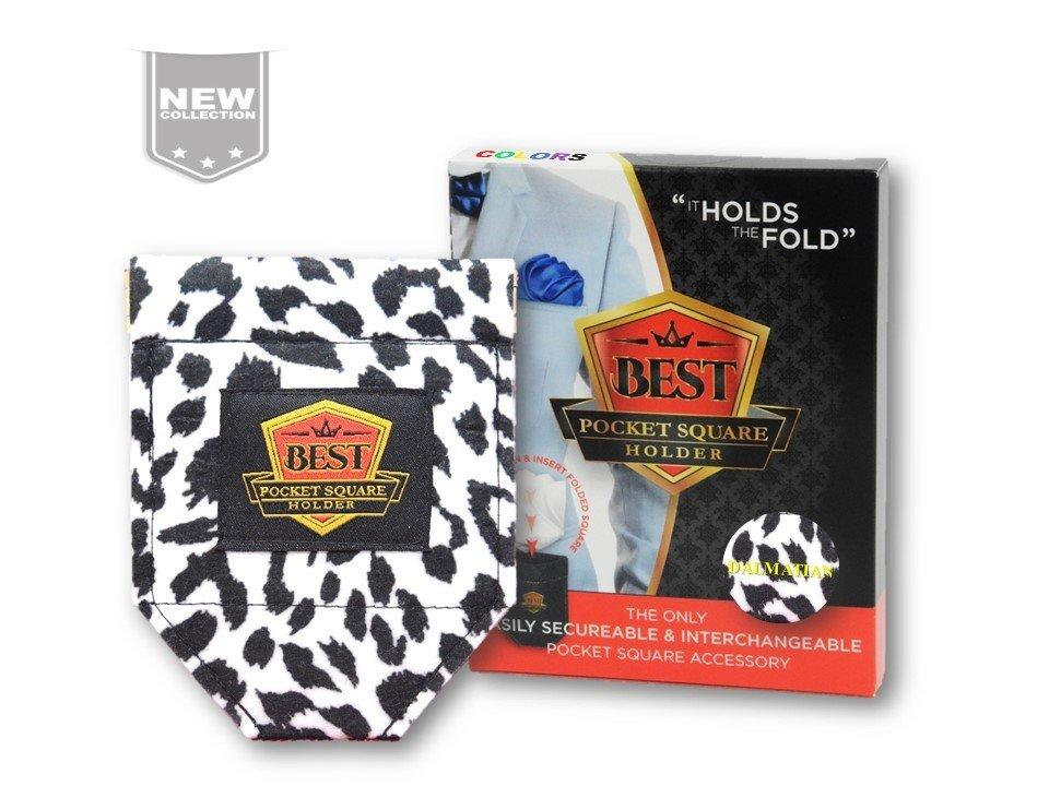 Best Pocket Square Holder COLORS - Dalmatian