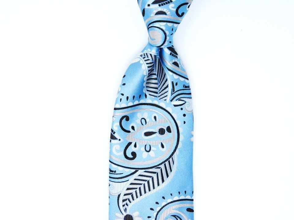 Necktie Set - Carolina African Paisley