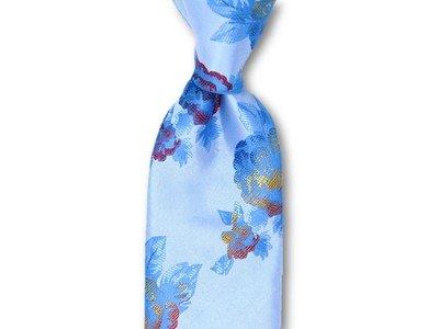 Necktie Set - Carolina Flowers