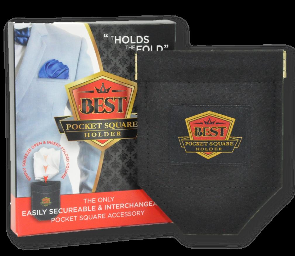 Best Pocket Square Holder