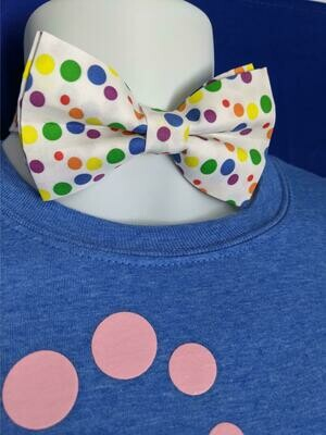 Custom PWS Bow-Tie with logo dots