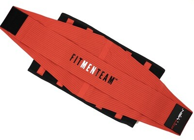 MEN - FMT Fitness Belt (RED)