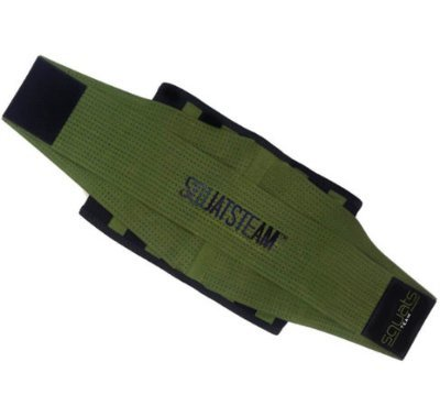 WOMEN - Fitness Belt - ARMY GREEN