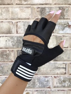 WOMEN- Weightlifting Gloves (MORE COLORS)