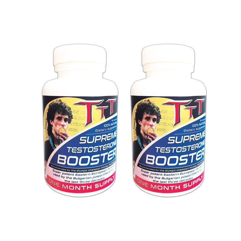 2 x TTT Booster- Testo Booster Number 1 | Discounted | Free shipping | Discounted | Free Shipping Worldwide
