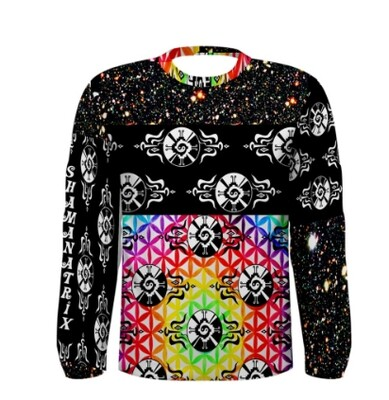Galactic Flower Power * Long Sleeve