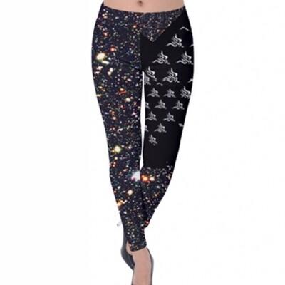 Velvet Galactic Star*Gate Leggings