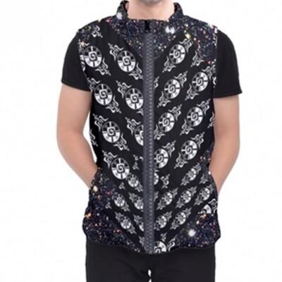 Galactic Star*Gate Puff Vest