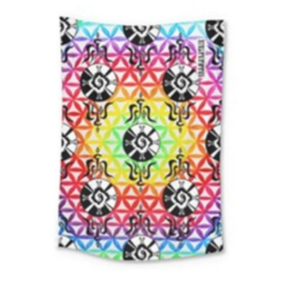 Galactic Flower Power ~Tapestry