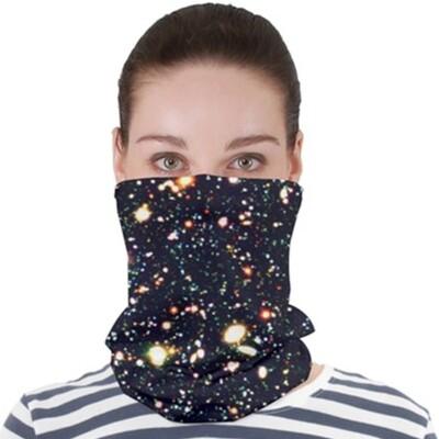 Star Garden _ Neck Gator ~ Face Covering