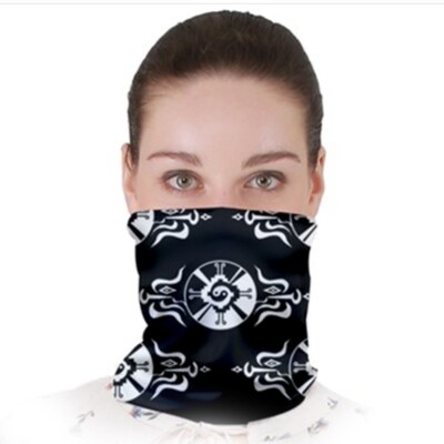 Galactic StarGate Neck Band ~Face Cover ~ Gator