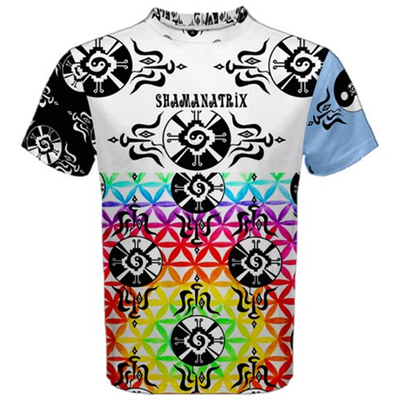 Shamanatrix Galactic Star Flower~ T