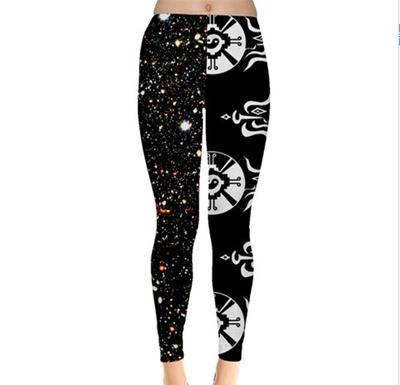 Galactic Star*Gate  Leggings