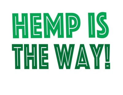 HEMP is the Way!  Card Download Collection