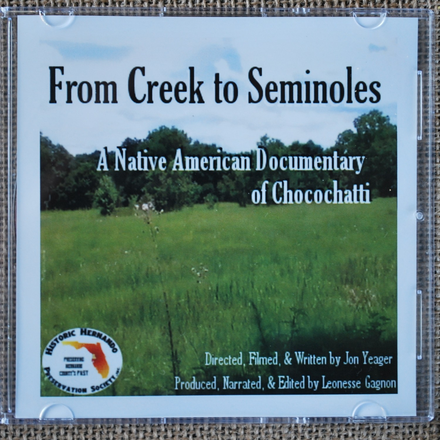 DVD: From Creek to Seminole