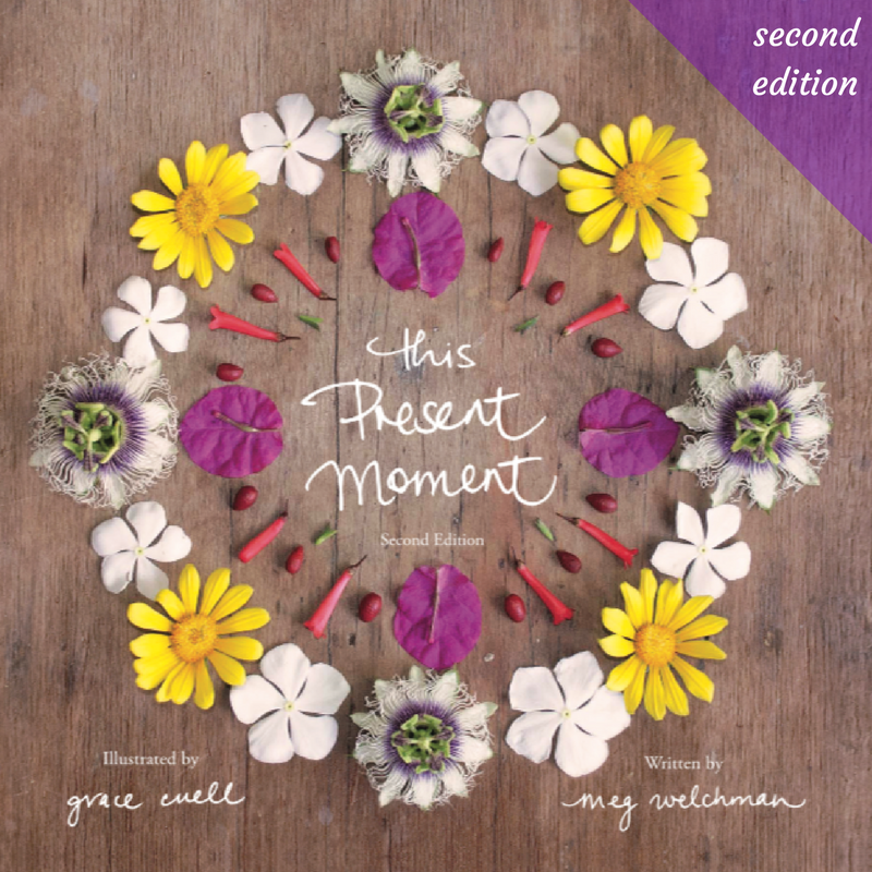 'This Present Moment: An Art Therapy Journal' - 2nd Edition