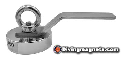 Diver Magnet - 200