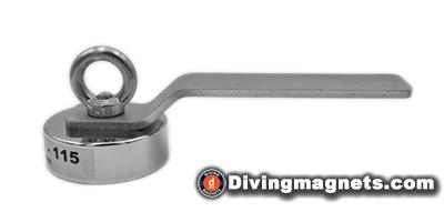 Diver Magnet - 115
