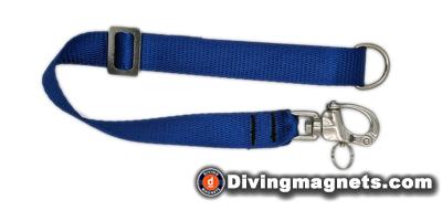 Diver Magnet Lanyard - Adjustable