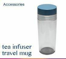 Tea Infuser Travel Mug
