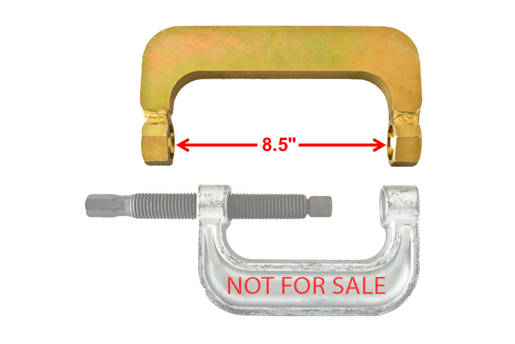 C-CLAMP (BALL JOINT PRESS)