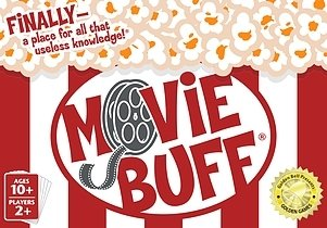 Movie Buff - Movie Trivia Card Game
