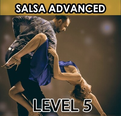 Salsa Advanced. Level 5