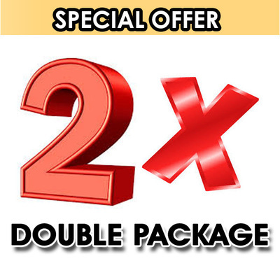 Double Package Special Offer For Bootcamps.