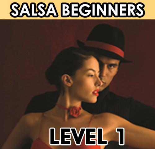 Salsa Beginners. Level 1