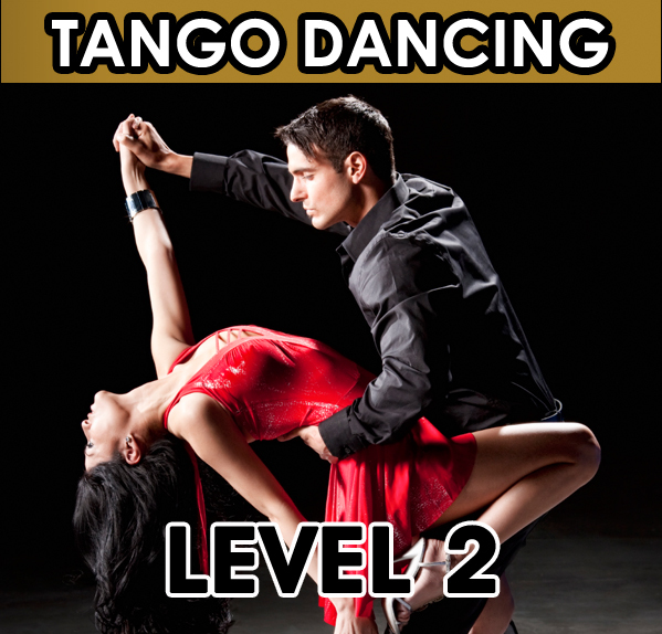Tango Dancing. Level 2