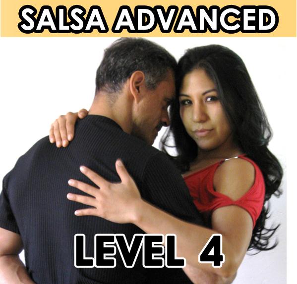 Salsa Advanced. Level 4