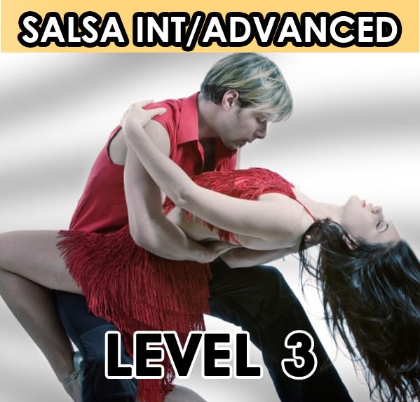 Salsa Int/Advanced. Level 3