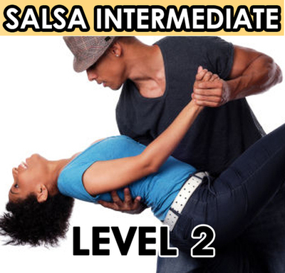 Salsa Intermediate. Level 2