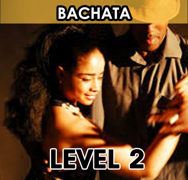 Bachata Dancing. Level 2