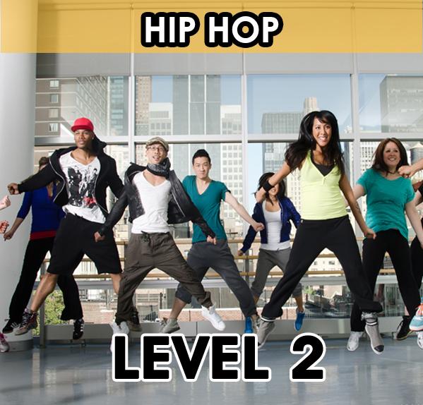 Hip Hop Dancing. Level 2