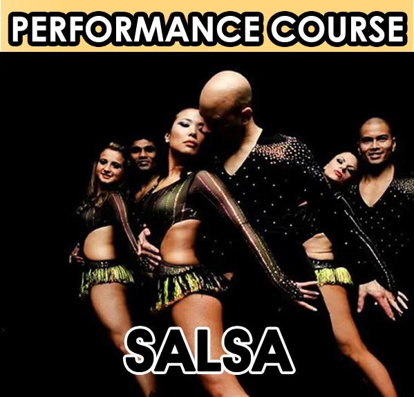 Salsa Performance Course