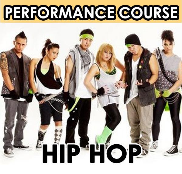 Hip Hop Performance Course