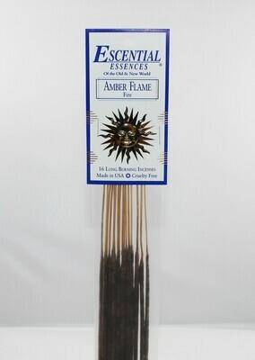 Amber Flame Incense Sticks (Fire)