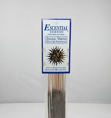 Angelic Visions Incense Sticks (White Light Illuminations)