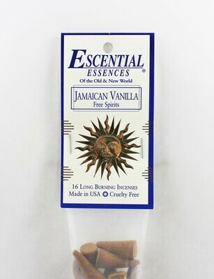 Jamaican Vanilla Cones (Free Spirits)