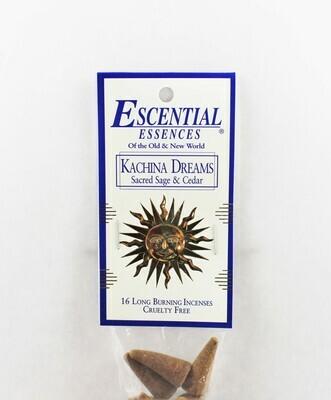 Kachina Dreams Cones (Sacred Sage & Cedar)